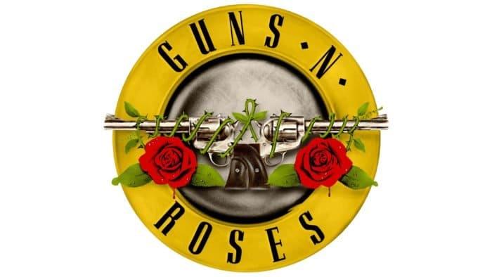 Guns N' Roses Logo 1987-Present