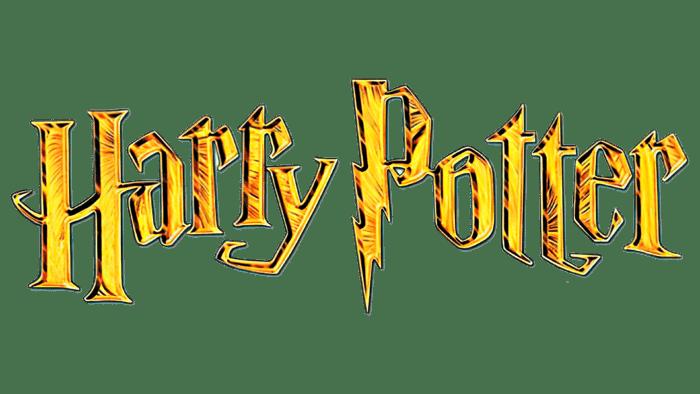 Harry Potter Logo 2001-2002