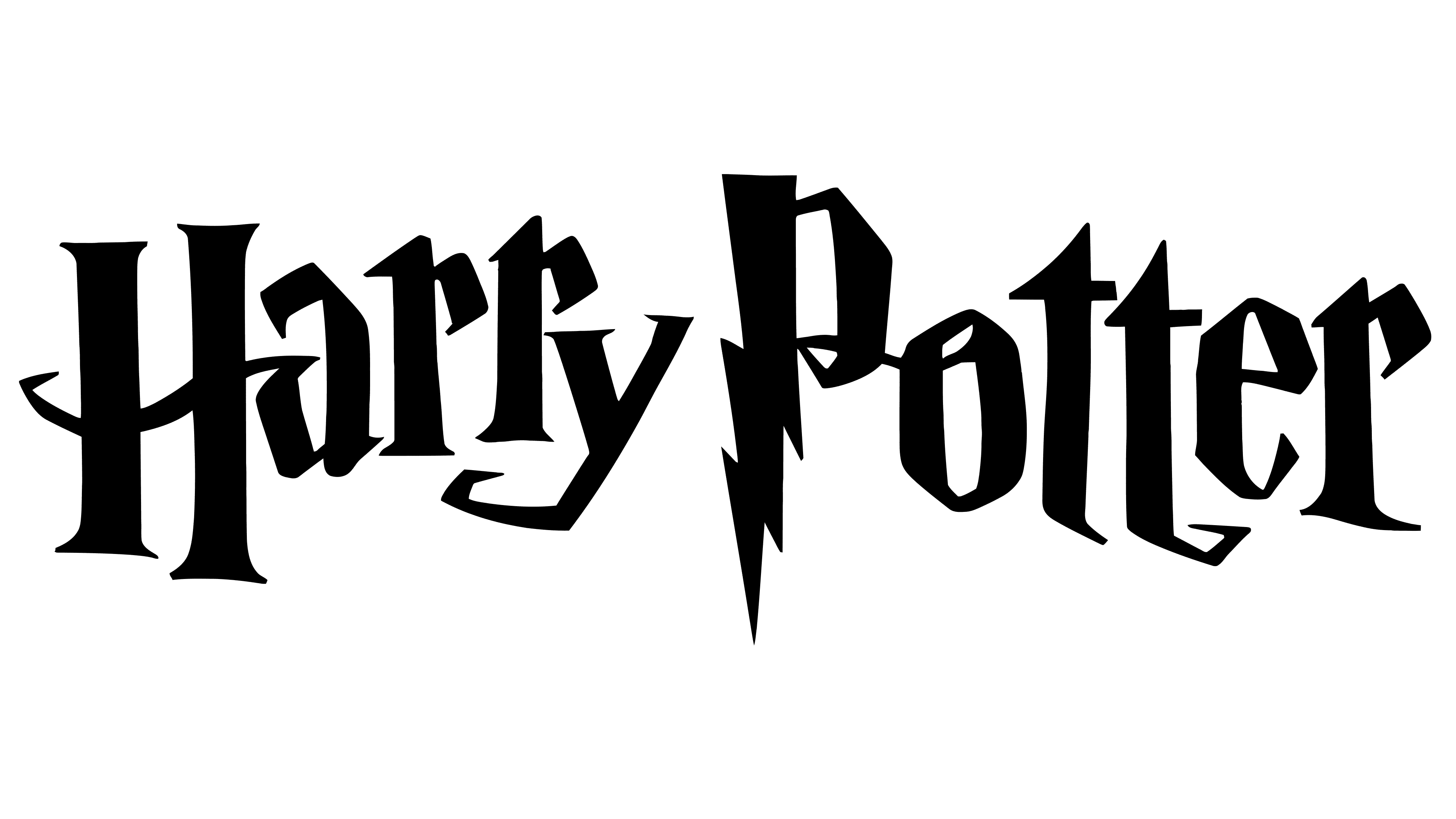Harry Potter Logo | The most famous brands and company logos in the world