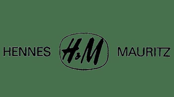 Hennes & Mauritz Logo 1968