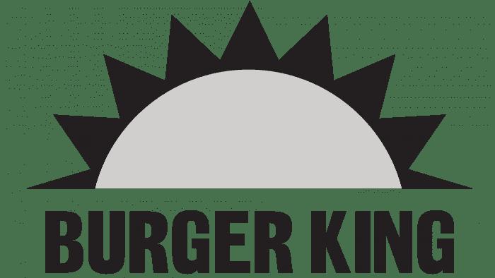 Insta Burger King Logo 1953-1954