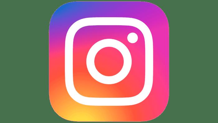 Instagram icon Logo 2016-present
