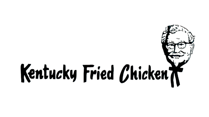 Kentucky Fried Chicken Logo 1952-1978