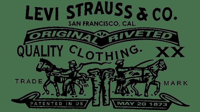 Levi's Logo 1892-1925
