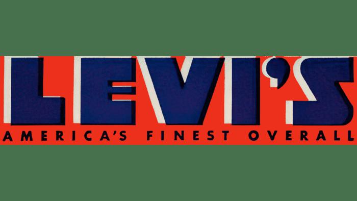 Levi's Logo 1929-1943