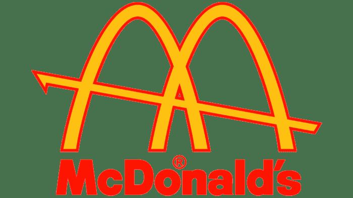 McDonald's Logo 1961-1968