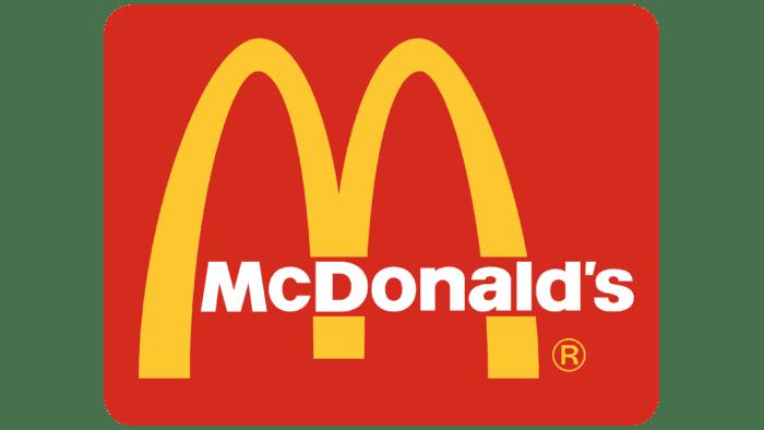 McDonald's Logo 1975-present