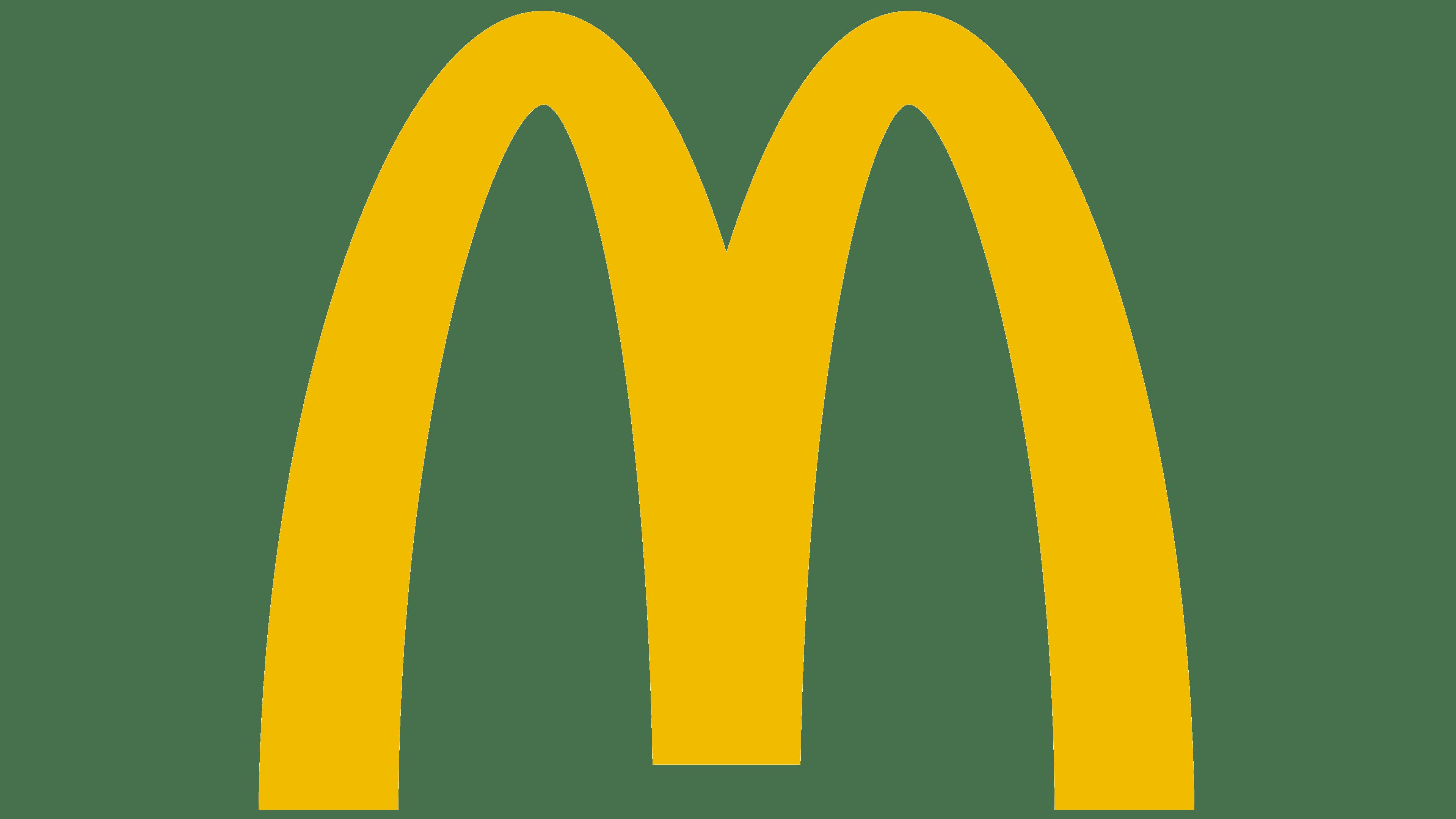 McDonalds Logo   Symbol, History, PNG (3840*2160)
