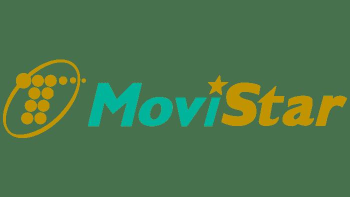 Movistar Logo 1995-1999