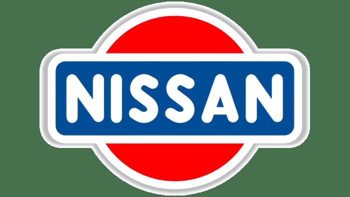 Nissan Logo 1933-1940
