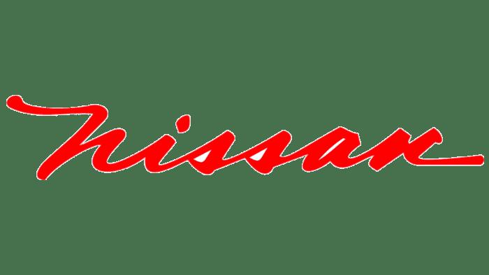 Nissan Logo 1960-1967