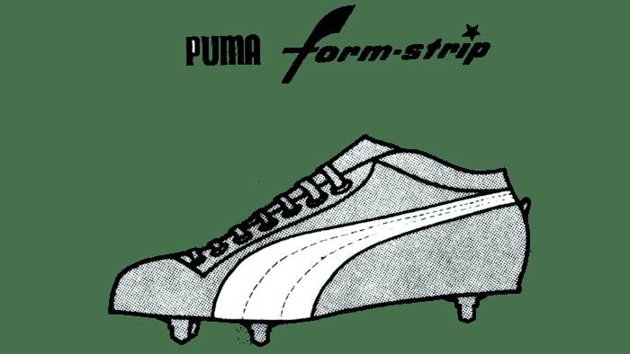 Puma Logo 1958-1968