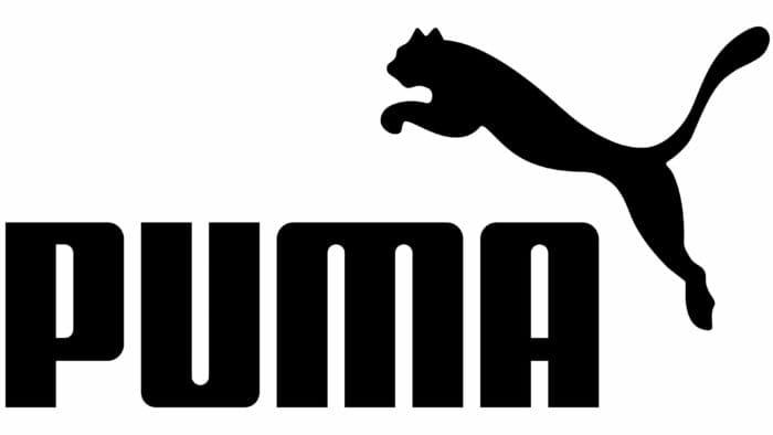 Puma Logo 1988-present