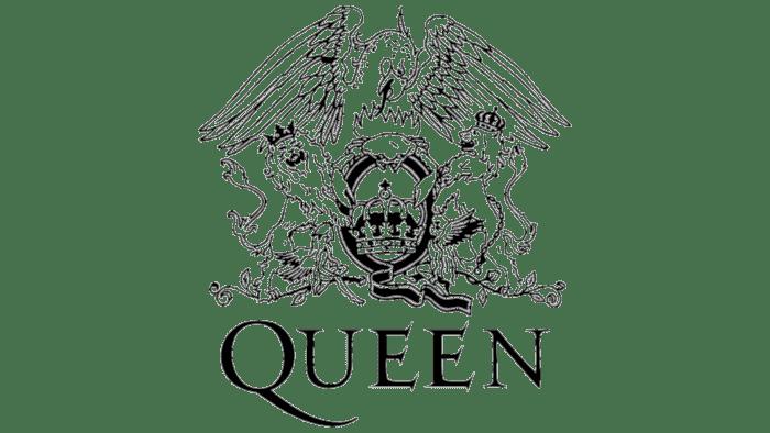 Queen Logo 1975-present