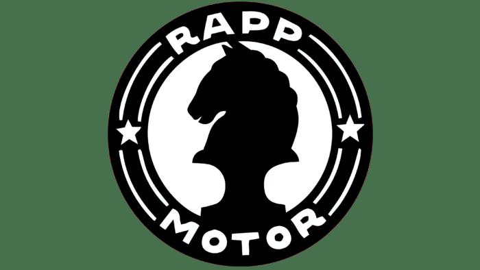 RAPP Motorenwerke Logo 1913-1917