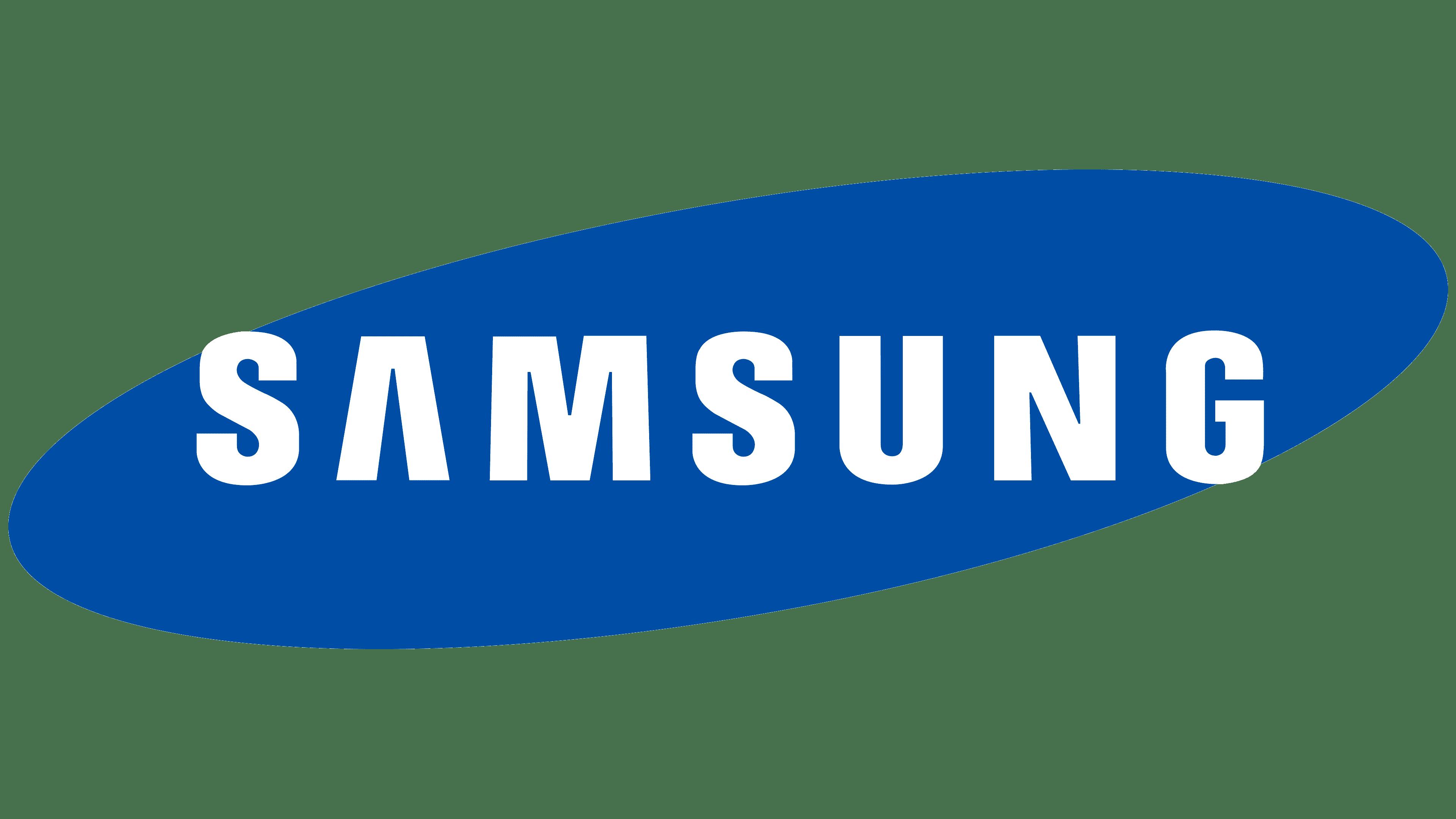 Samsung Logo   Symbol, History, PNG (3840*2160)
