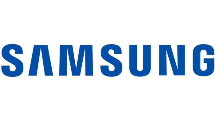 Samsung Logo 2005-present
