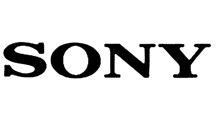 Sony Logo 1961-1962