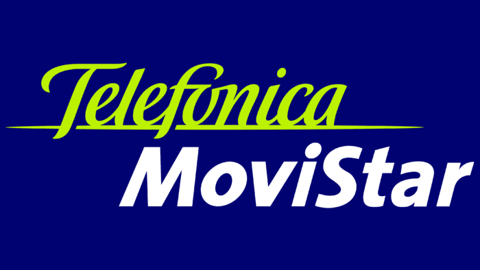 Telefonica MoviStar Logo 2000-2004