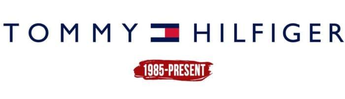 Tommy Hilfiger Logo History