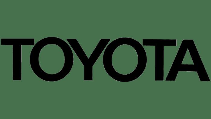 Toyota Logo 1969-1978