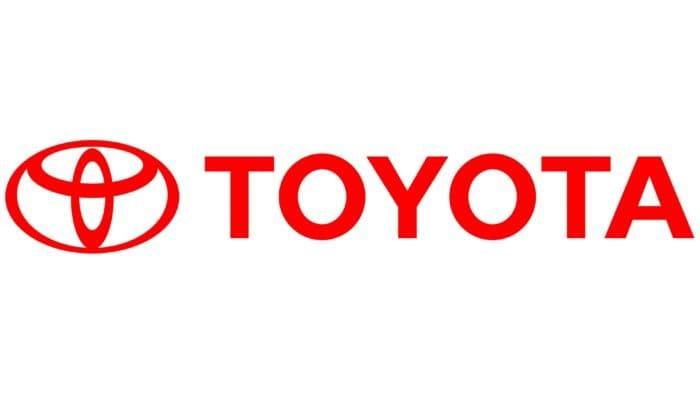 Toyota Logo 1989-present