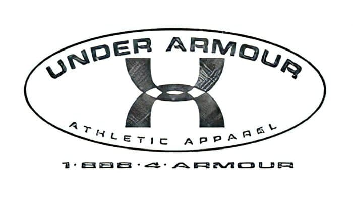 Under Armour Logo 1997-1998