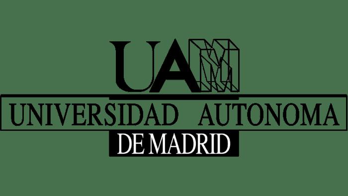Universidad Autonoma de Madrid logo 1986