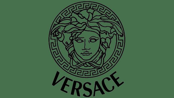 Versace Logo 1997-2008