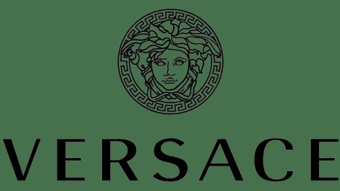 Versace Logo 2008-present