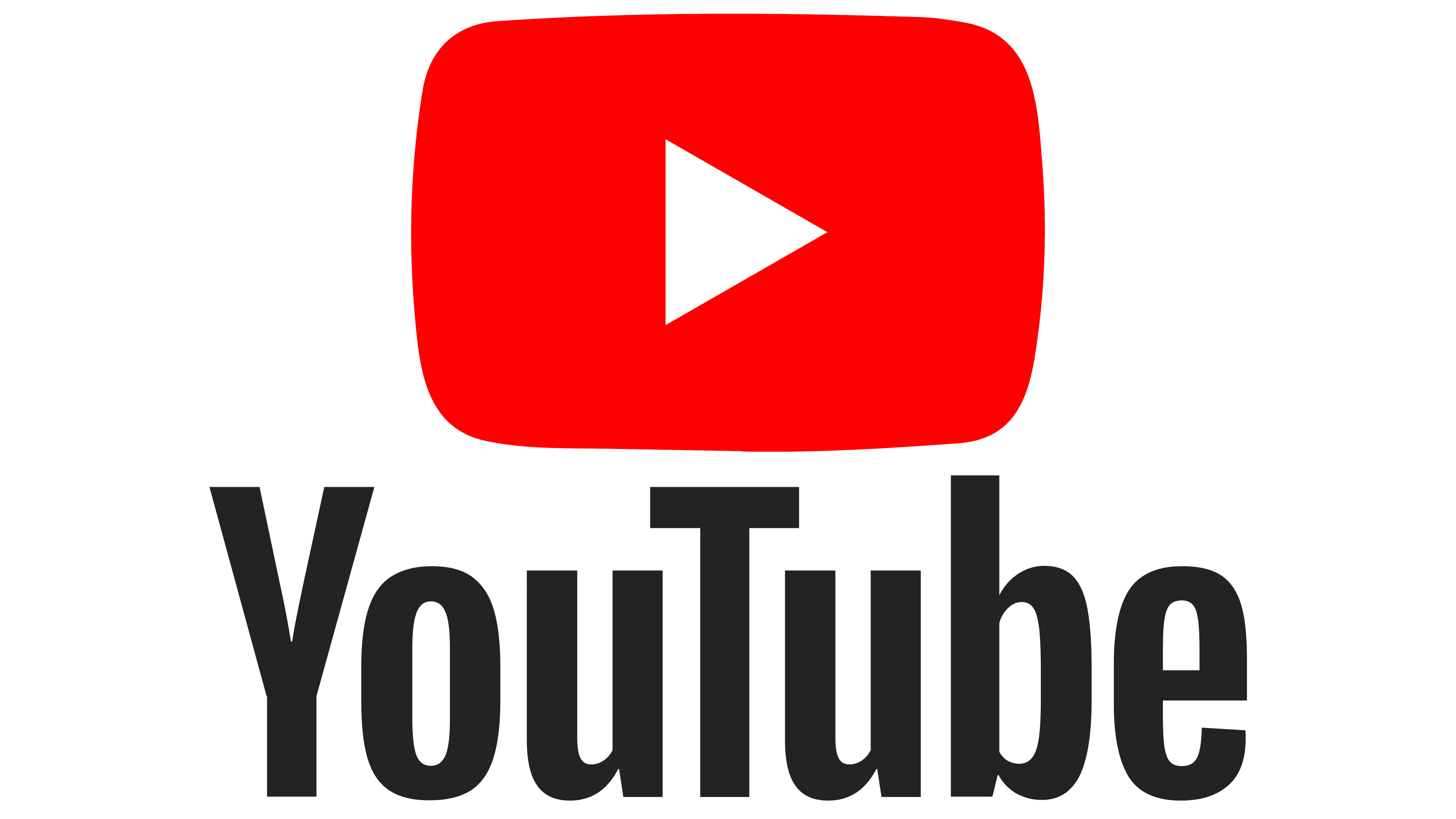 YouTube Logo | The most famous brands and company logos in the world