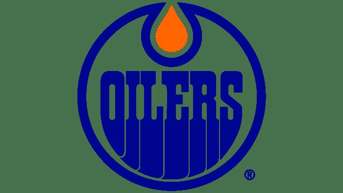 Alberta Oilers Logo 1972-1973