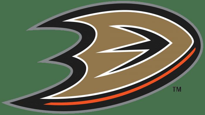 Anaheim Ducks Logo 2013-Present