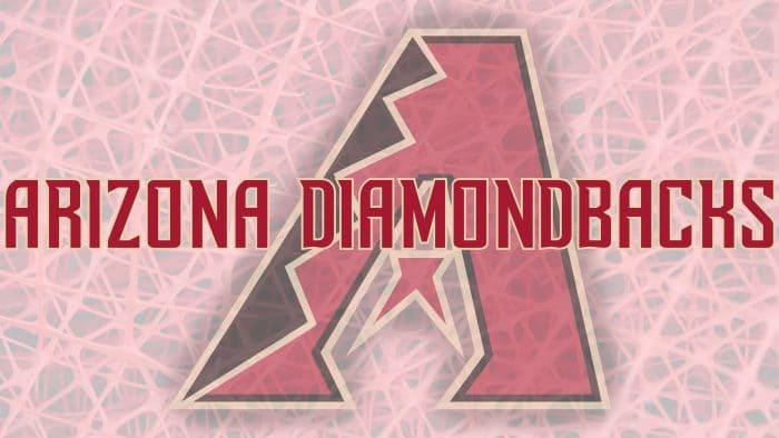 Arizona Diamondbacks Logo Woodmark