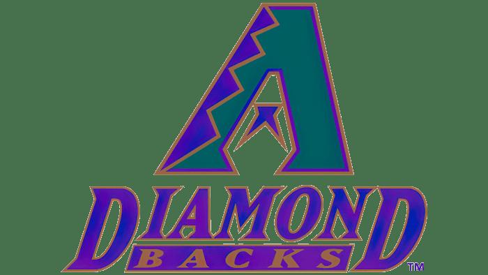 Arizona Diamondbacks logo 1998-2006