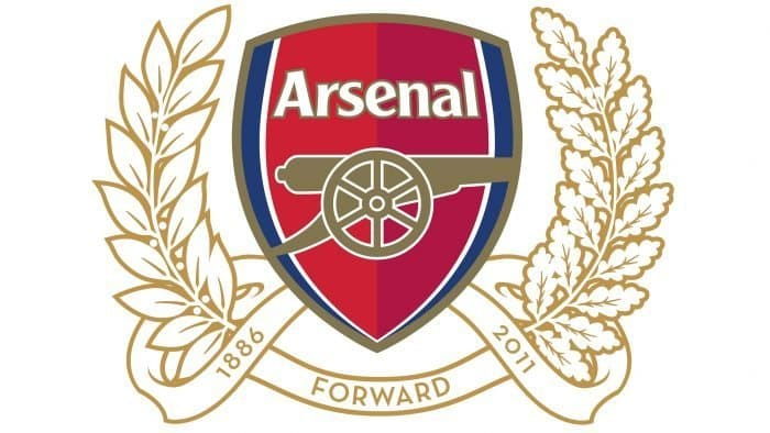 Arsenal Logo 2011-2012