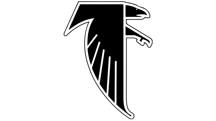 Atlanta Falcons Logo 1990-2002