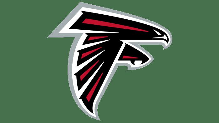Atlanta Falcons Logo 2003-Present