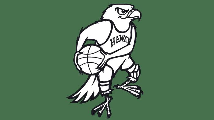 Atlanta Hawks Logo 1968-1969