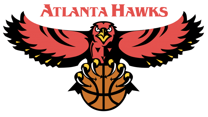 Atlanta Hawks Logo 1995-2007