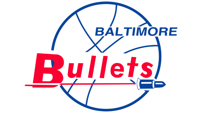 Baltimore Bullets Logo 1963-1968