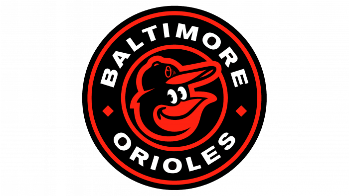 Baltimore Orioles Symbol