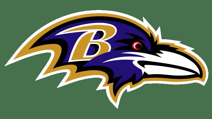 Baltimore Ravens Logo 1999-Present