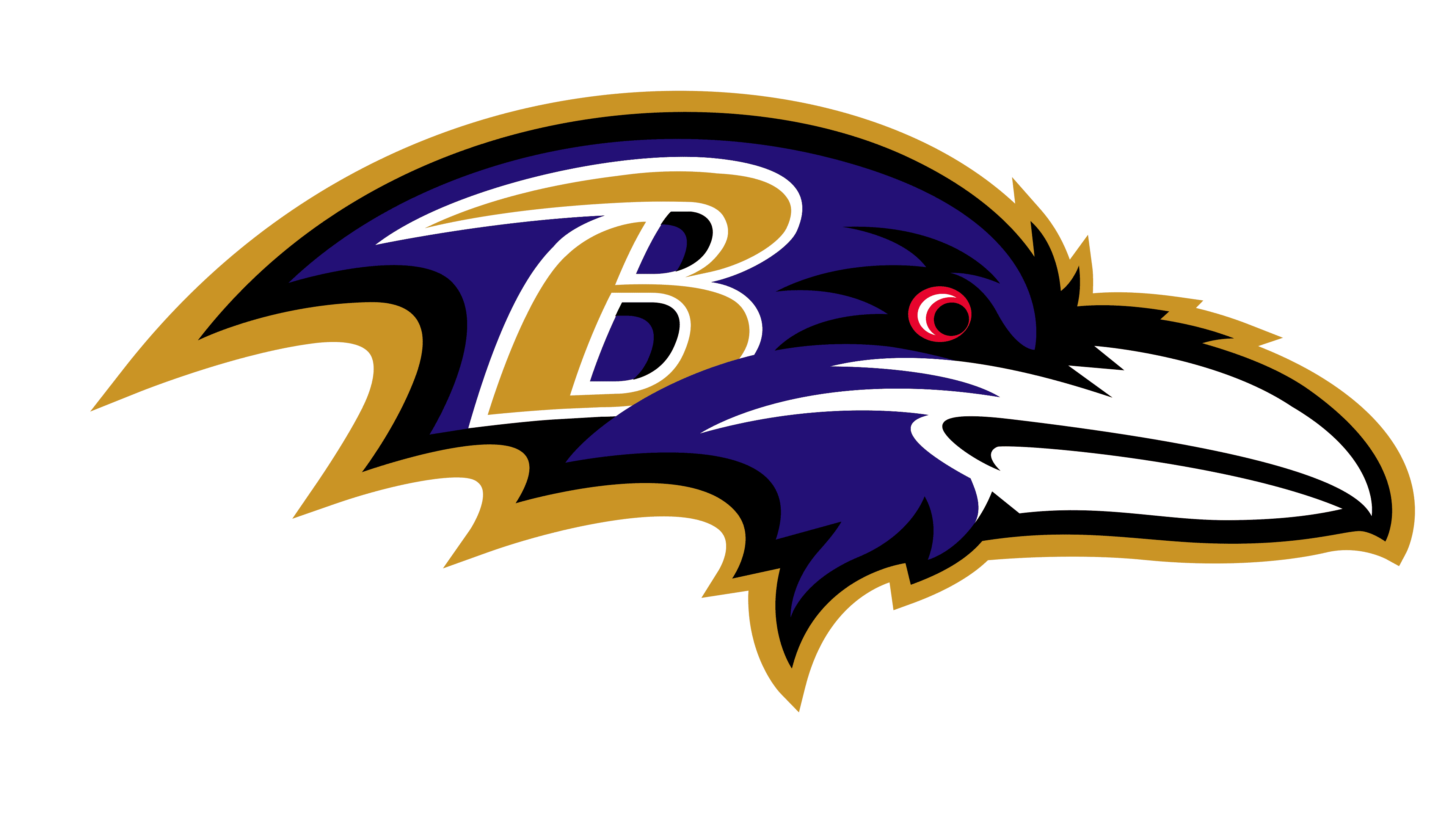 Baltimore Ravens Logo | The most famous brands and company logos in the  world