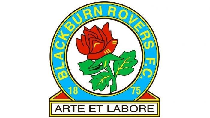 Blackburn Rovers Logo 1990s-2000s