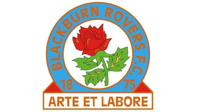 Blackburn Rovers Logo 1990s