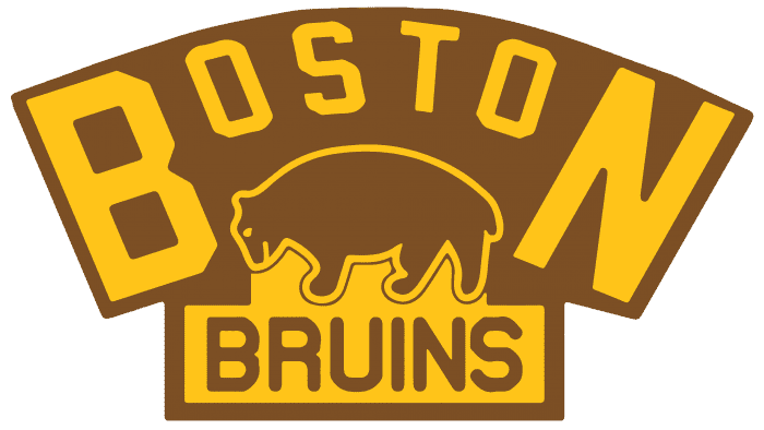 Boston Bruins Logo 1924-1926
