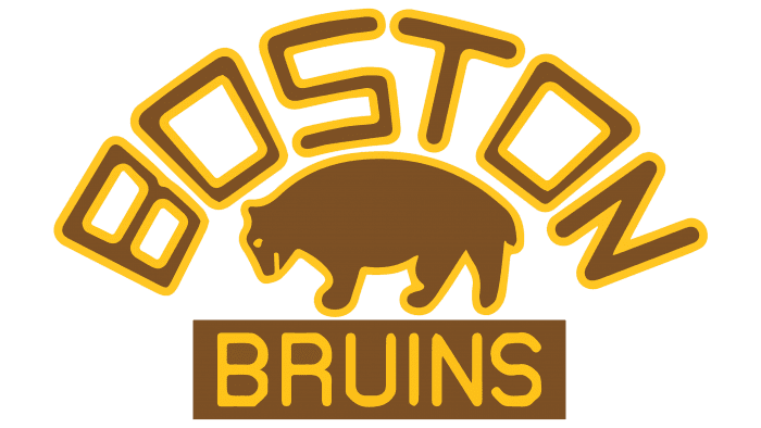 Boston Bruins Logo 1926-1932