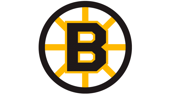 Boston Bruins Logo 1949-1995