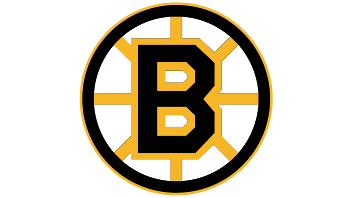Boston Bruins Logo 1995-2007